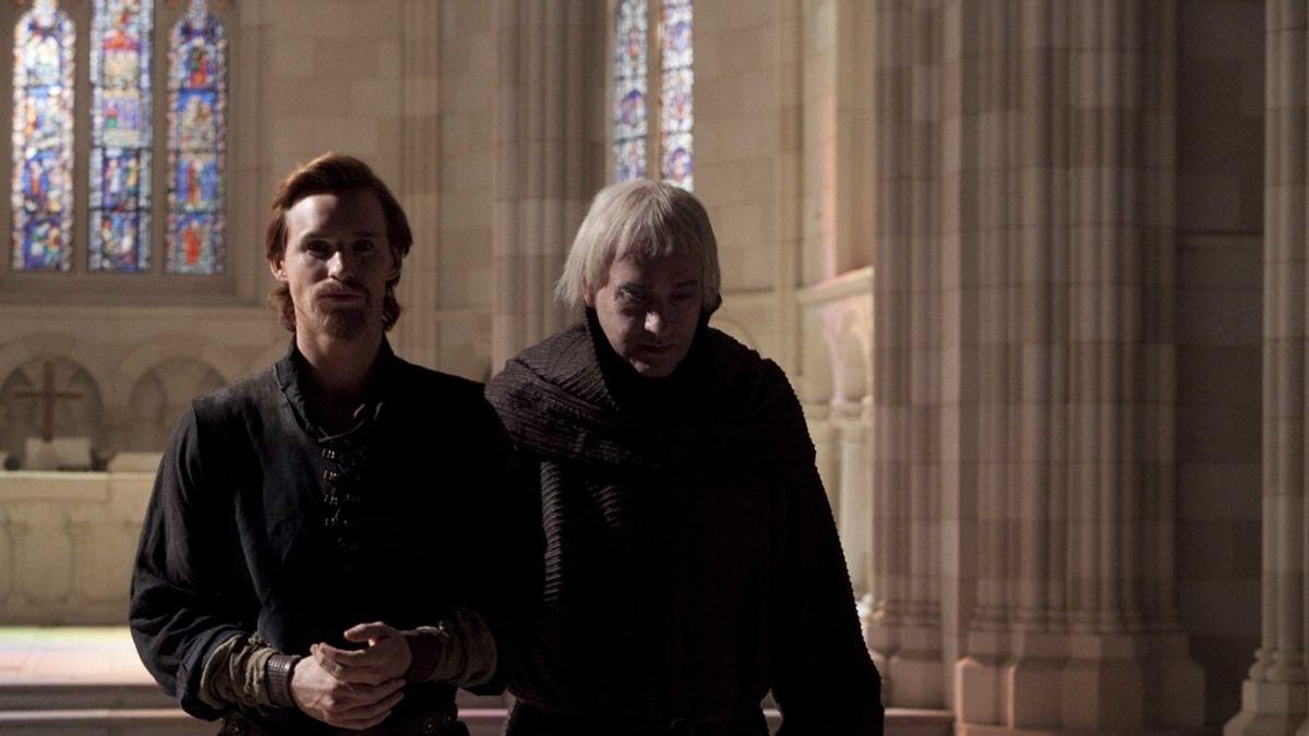 El Prior Philip y Jack Builder