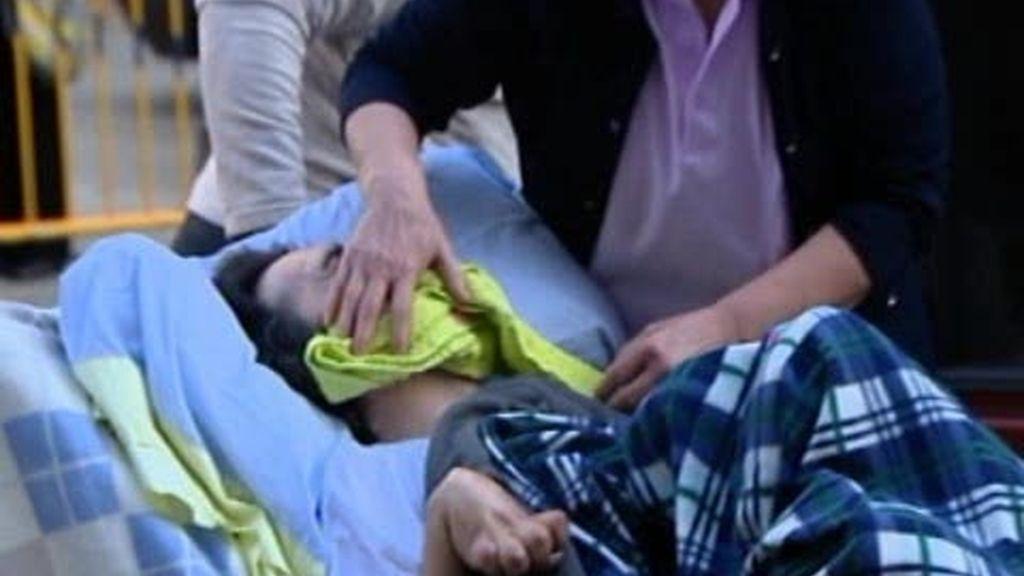 Espera justicia tras 21 años en coma por una rinoplastia