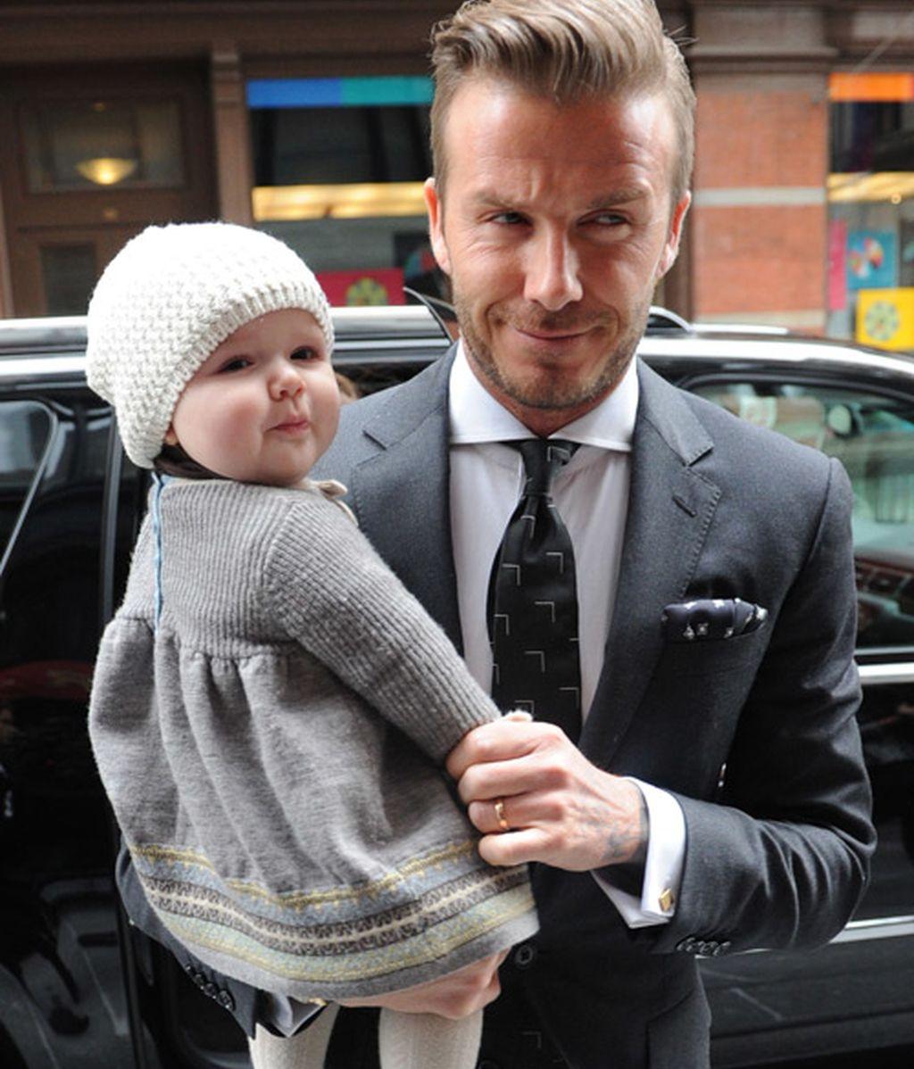 Harper Seven Beckham OK