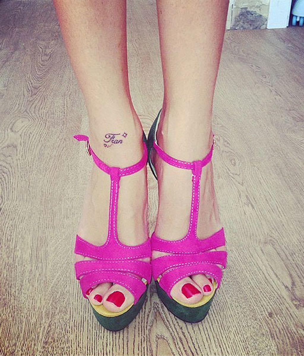 Jessica Bueno tatuaje