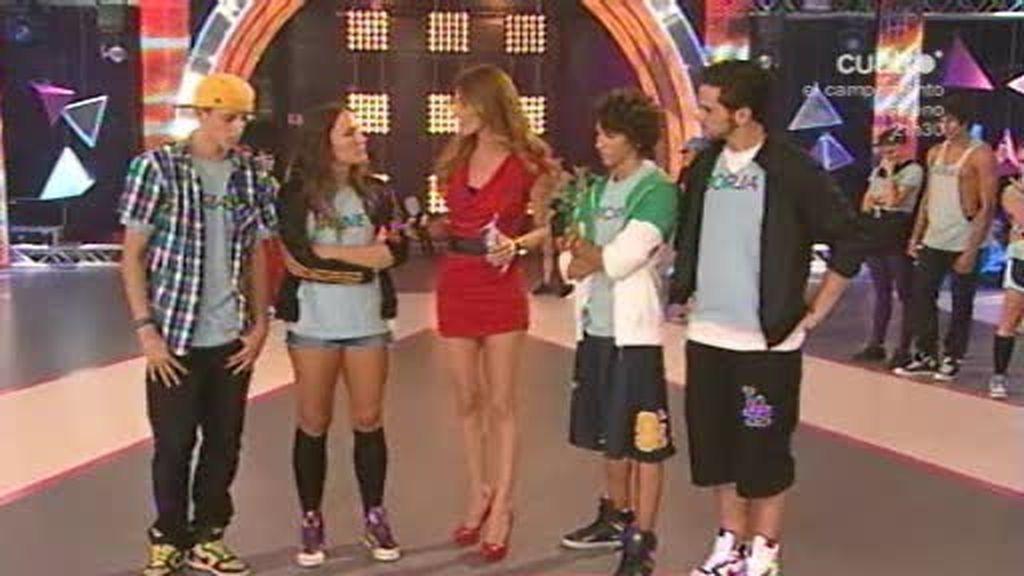 Arias, Nicko, Irene y Borja han sido los expulsados