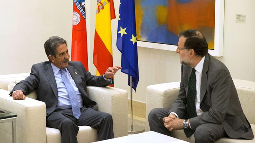 Presidente del Gobierno de Cantabria, Miguel Ángel Revilla
