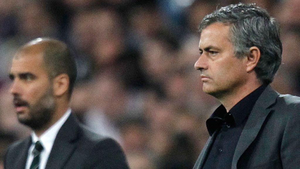 Mourinho-Guardiola, el duelo se ha desatado