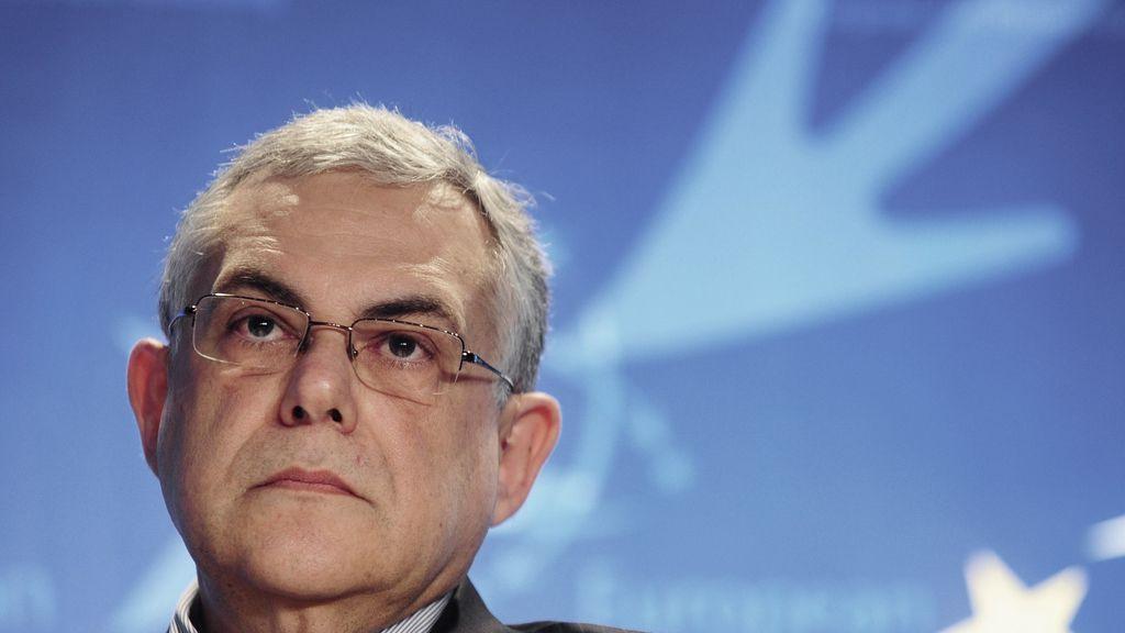 El nuevo primer ministro griego, Lucas Papademos.