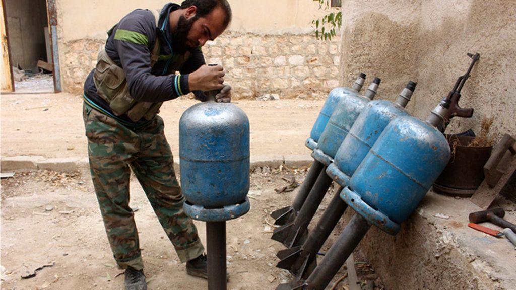 La guerra civil siria ha masacrado al país