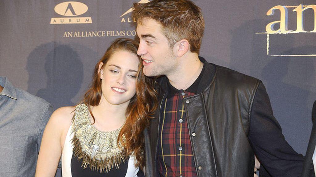 Bella y Edward, vampiros en plan romántico
