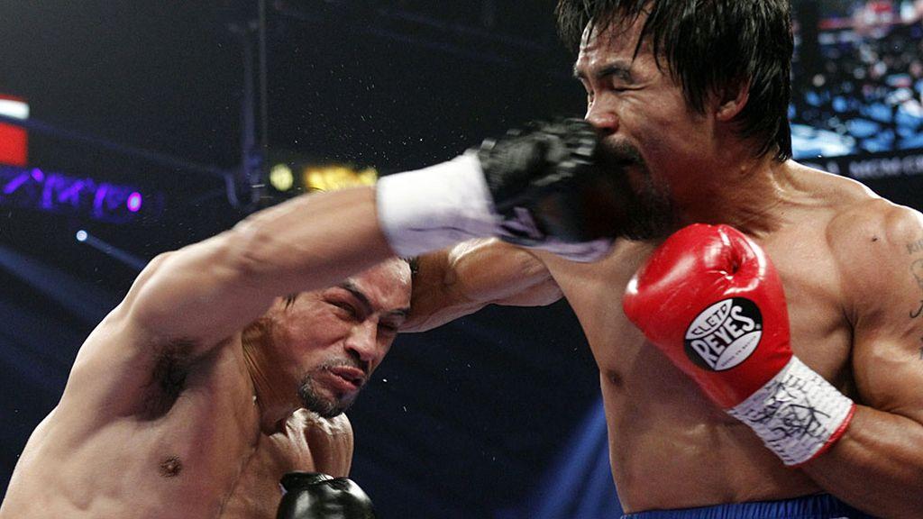 J.M. Márquez se cobró venganza de 'Pac-Man' en un combate de puro nervio
