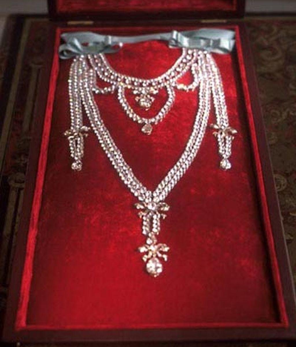 'El misterio del collar'