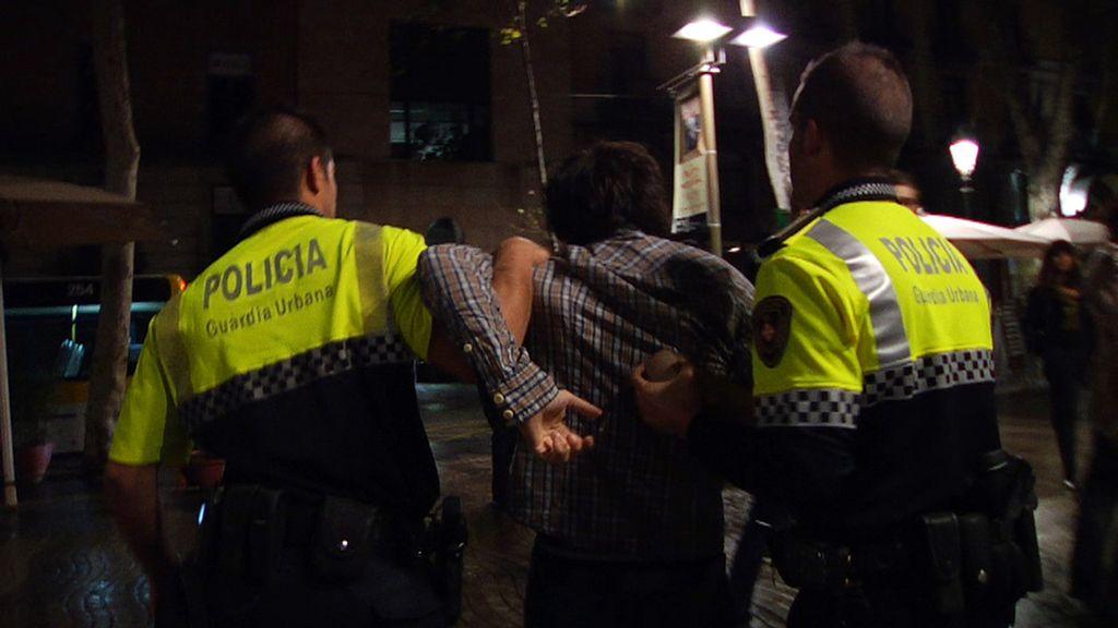 Callejeros patrulla en 'Guardia de noche'