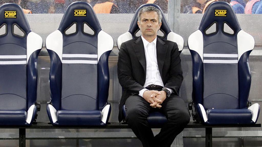 Mourinho, técnico del Inter