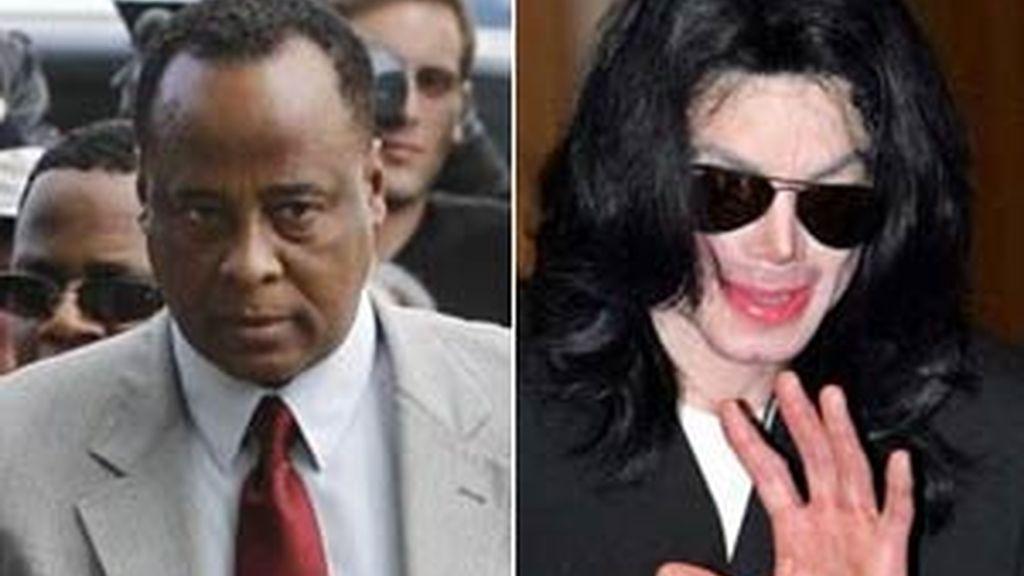 El médico de Michael Jackson está acusado de homicidio involuntario.