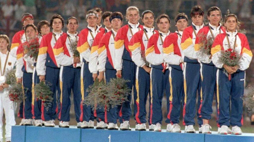 Barcelona 1992: Hockey femenino