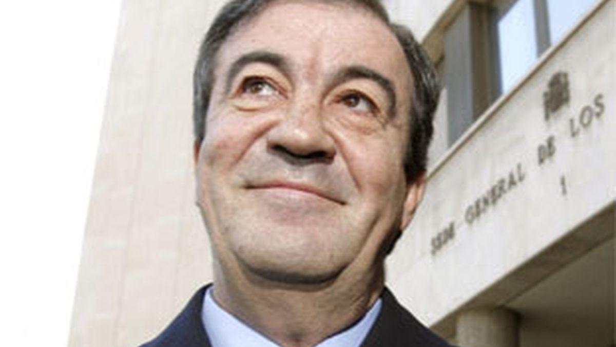 Imagen de archivo del ex secretario general del PP, Francisco Álvarez-Cascos. Foto: EFE.