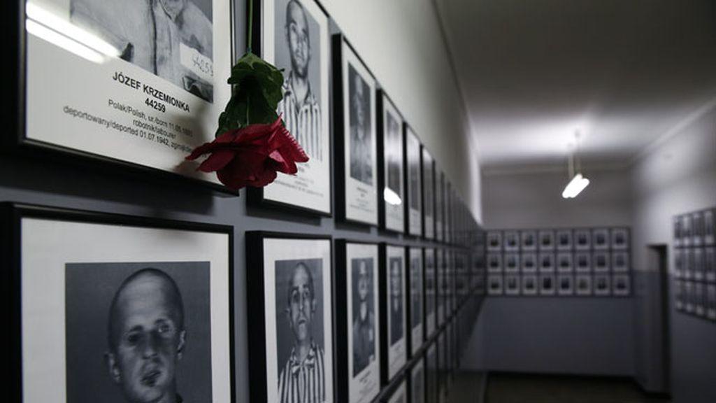 El día del Holocausto, homenaje a las víctimas de los campos de concentración nazis