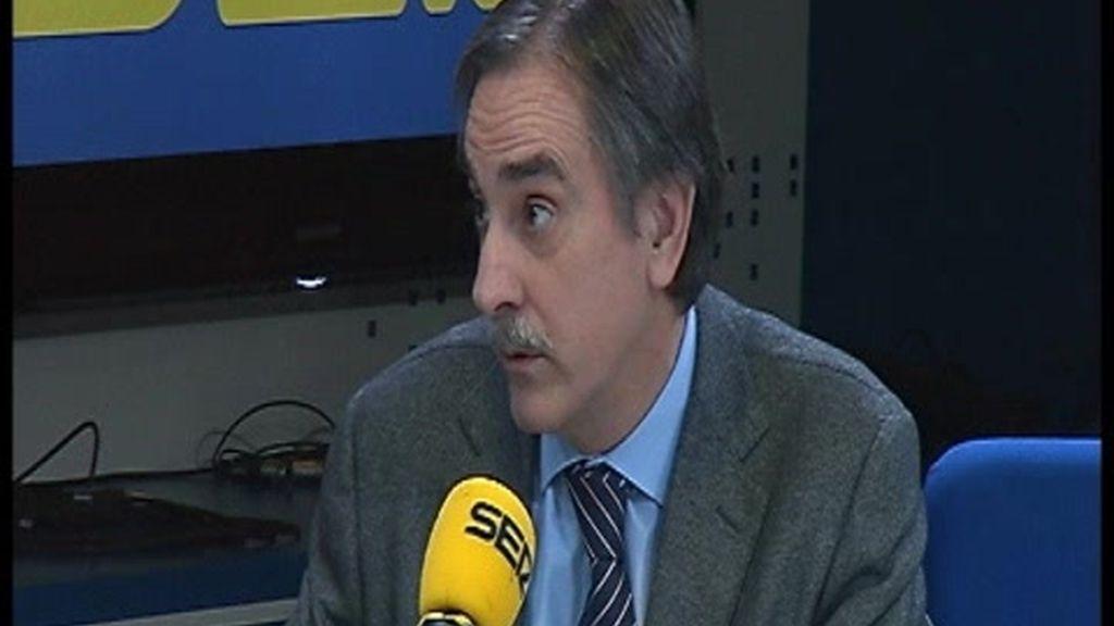 Valeriano Gómez apoya el retraso de la edad legal de jubilación
