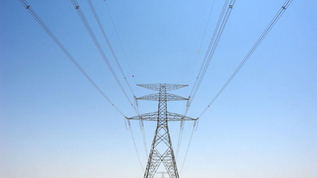 Torre de tendido eléctrico
