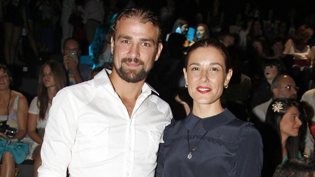 Raquel Sánchez Silva y su marido Mario Biondo