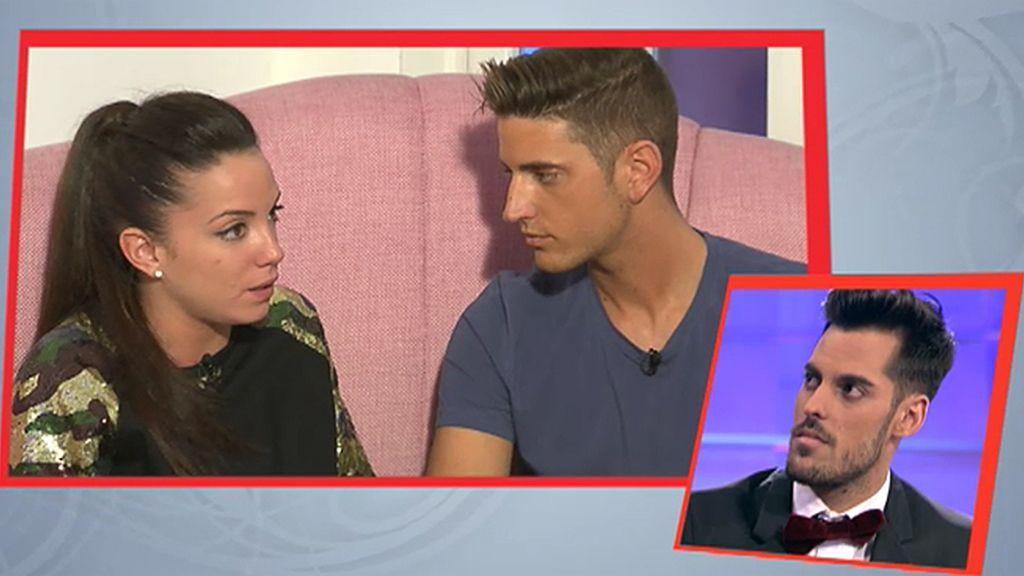"""Samira: """"En una cita sin cámaras con Adrián iría a hacer otra cosa..."""""""