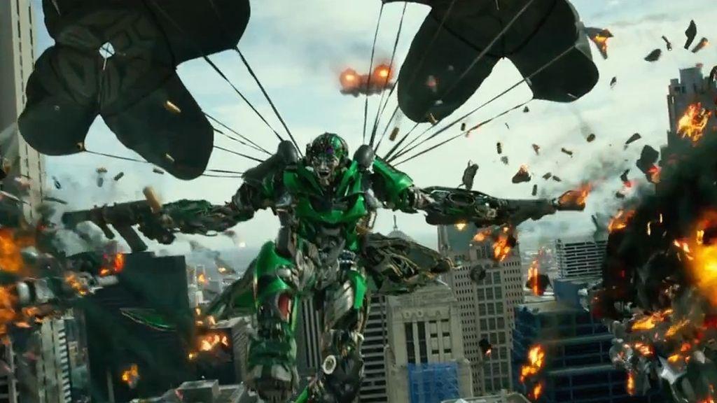 'Transformers: La era de la extinción', la mejor de la saga