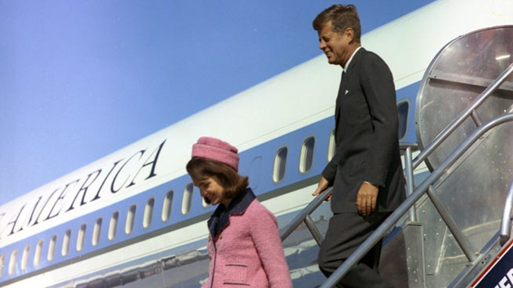 El último día de John F. Kennedy
