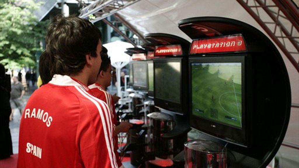 Herzex, FIFA, Estadio Gamer