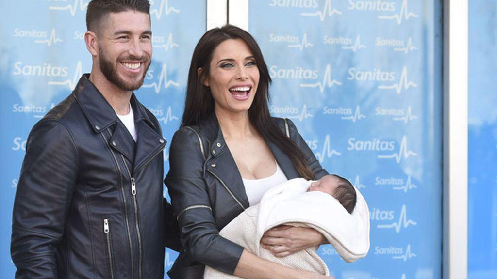 Sergio Junior dormirá la primera noche con su hermano pequeño