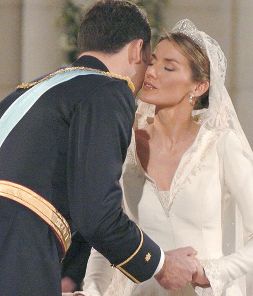 La boda (22 de mayo de 2004)