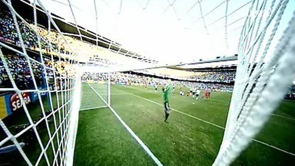 Lo de Lampard no es un 'gol fantasma'