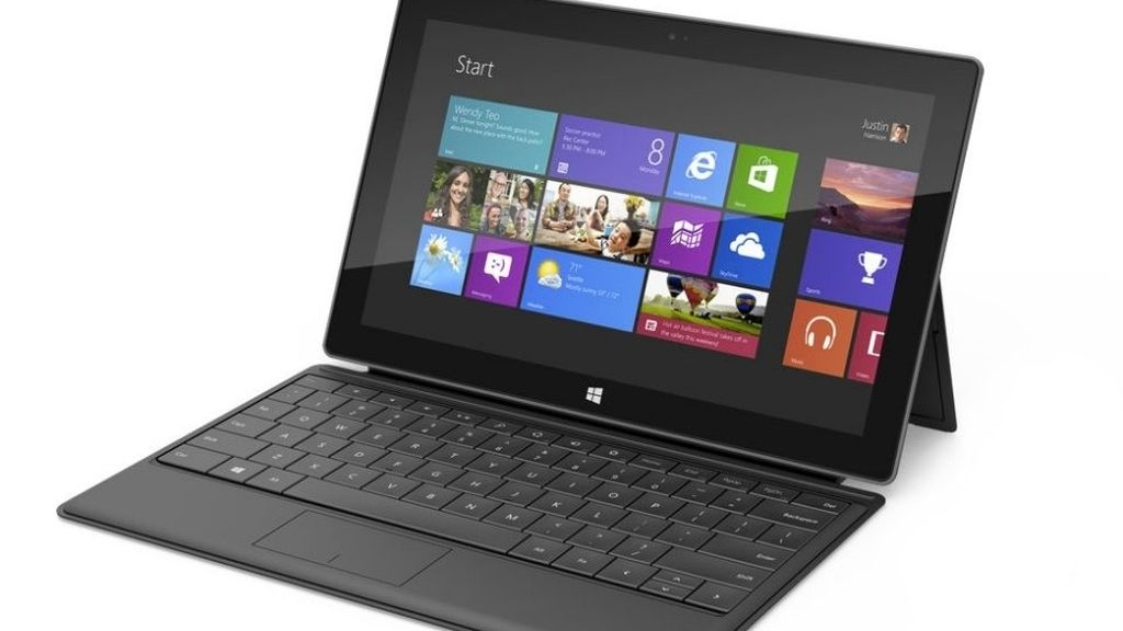 Tablet surface pro