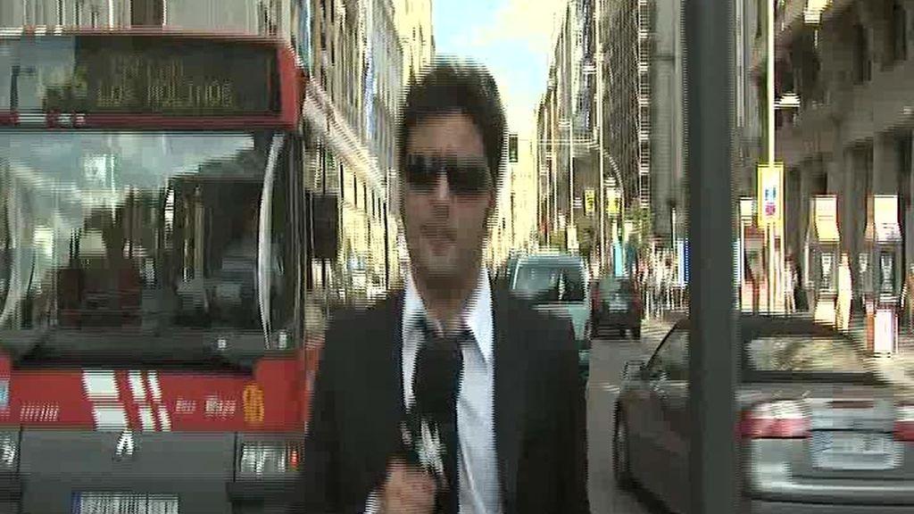 Raúl Gómez, más temerario que nunca