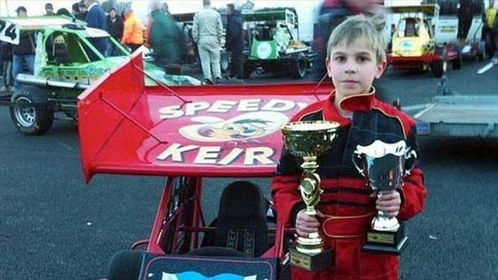 Muere un piloto de 11 años tras estrellar su coche en el circuito escocés de Lochgelly