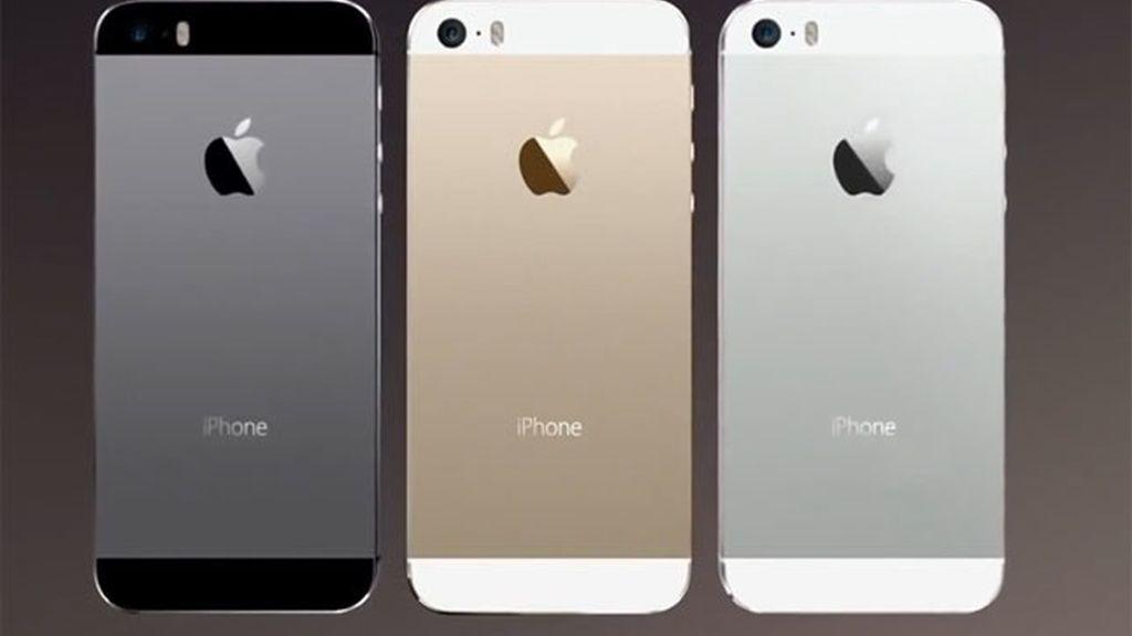 oro,anuncio,iPhone 5S,apple,publicidad iPhone,