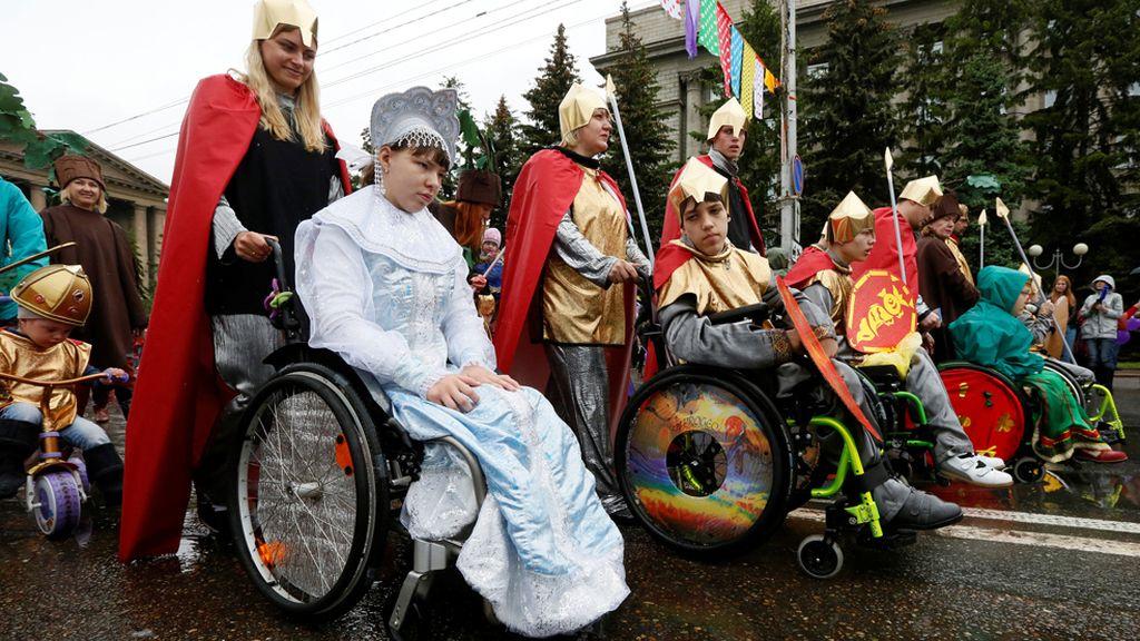 Carnaval en Rusia