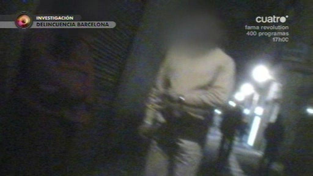 Delincuencia, prostitución y droga en Barcelona