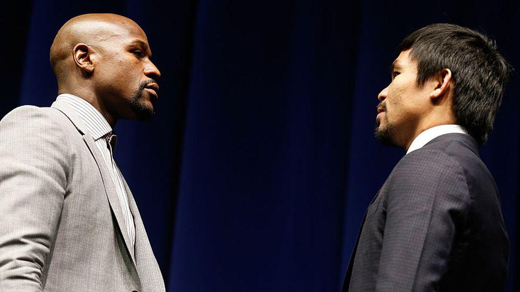 Por fin, Mayweather vs. Pacquiao: La 'Pelea del Siglo' que todo fan del boxeo espera