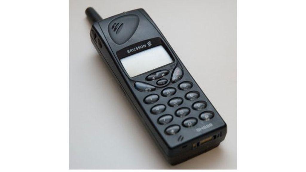 Cuando los móviles eran así