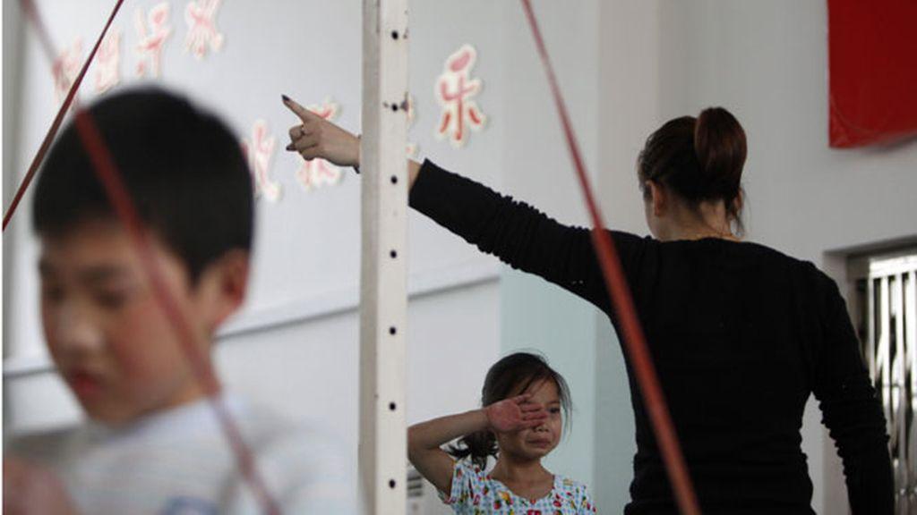 China destaca en el deporte pero ¿a qué precio?