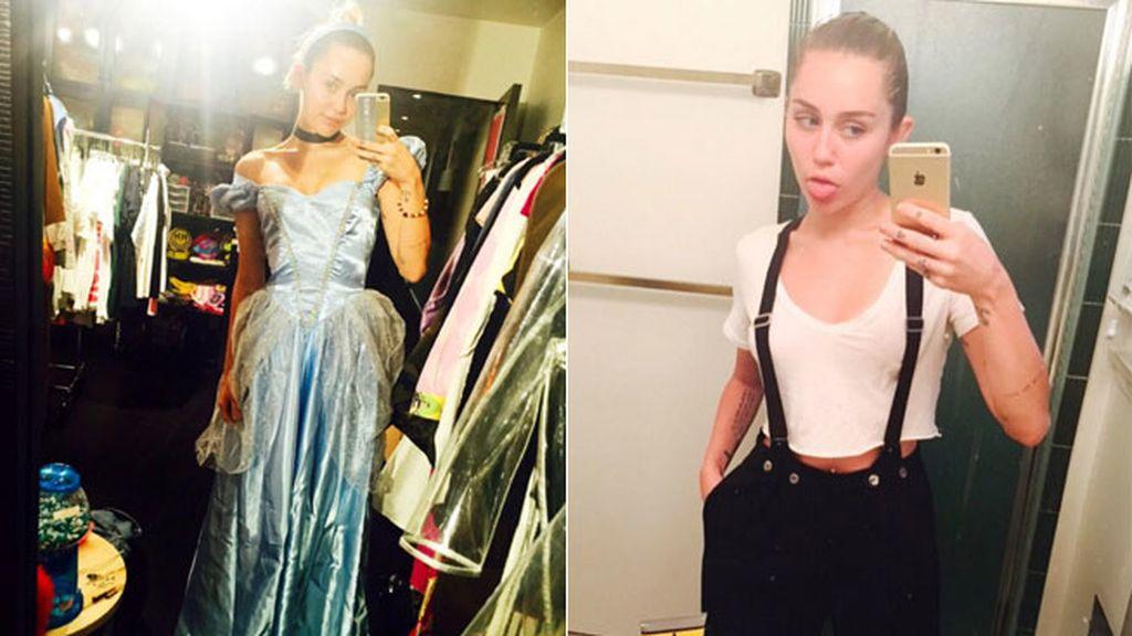 Miley Cyrus cambia Cenicienta por 'Cindersmelly'