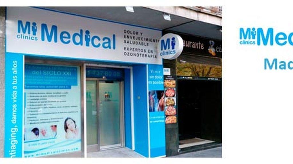 Nuevo centro en Madrid de My Medical Clinics