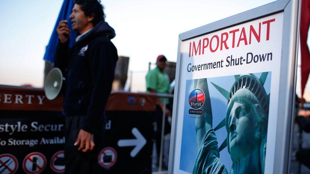 Cierre del Gobierno de EEUU