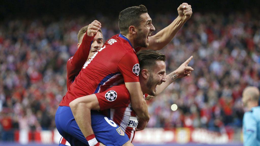 El Atlético de Madrid gana al Bayern de Munich