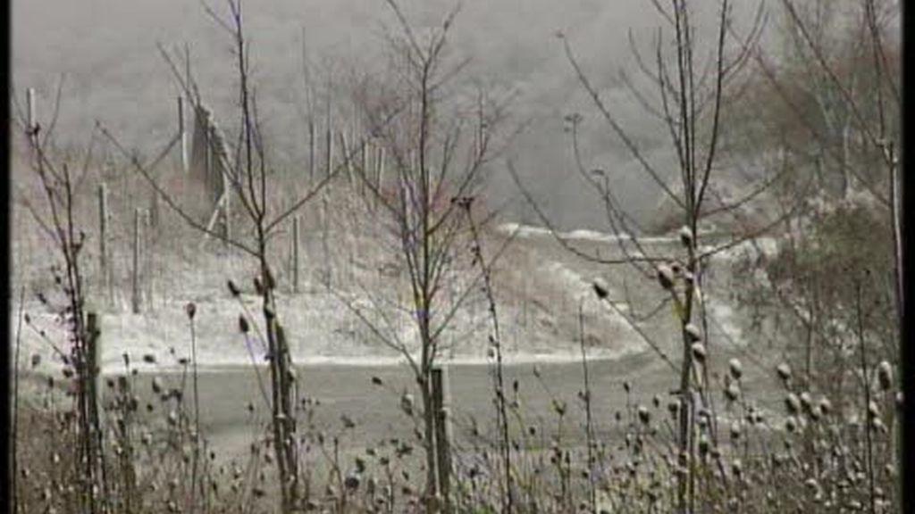 Alerta en media España por frío y nieve