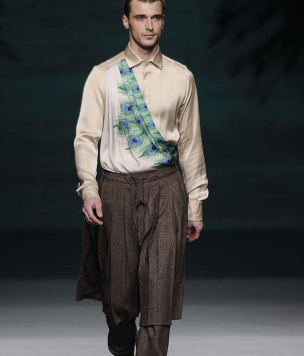Francis Montesinos: la ruta de la seda
