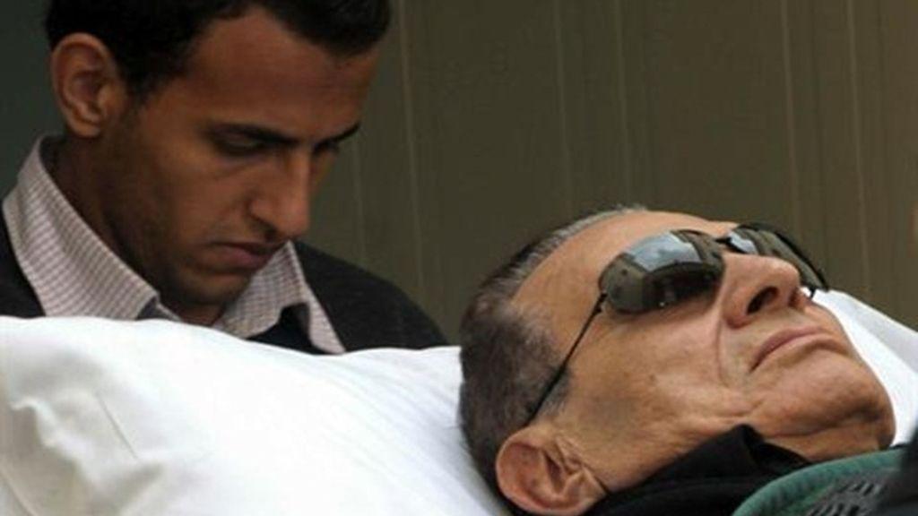 Hosni Mubarak, enfermo, muerte, rumores, Egipto