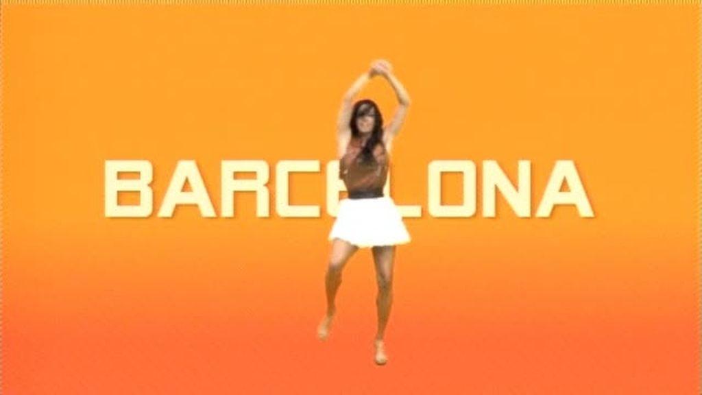 Coreografía para el casting de Fama Revolution en Barcelona