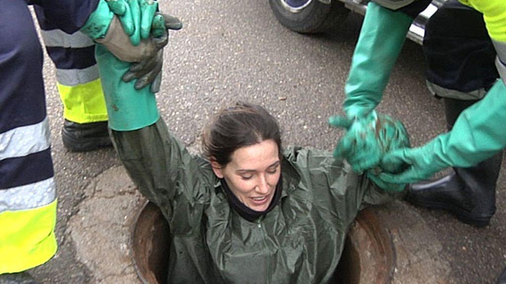 Adela Úcar se pasa '21 días en trabajos extremos'