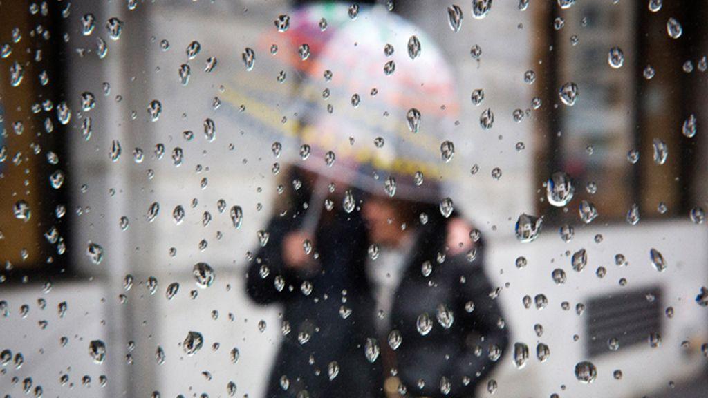 La borrasca deja más de 60 litros de agua por metro cuadrado en Canarias