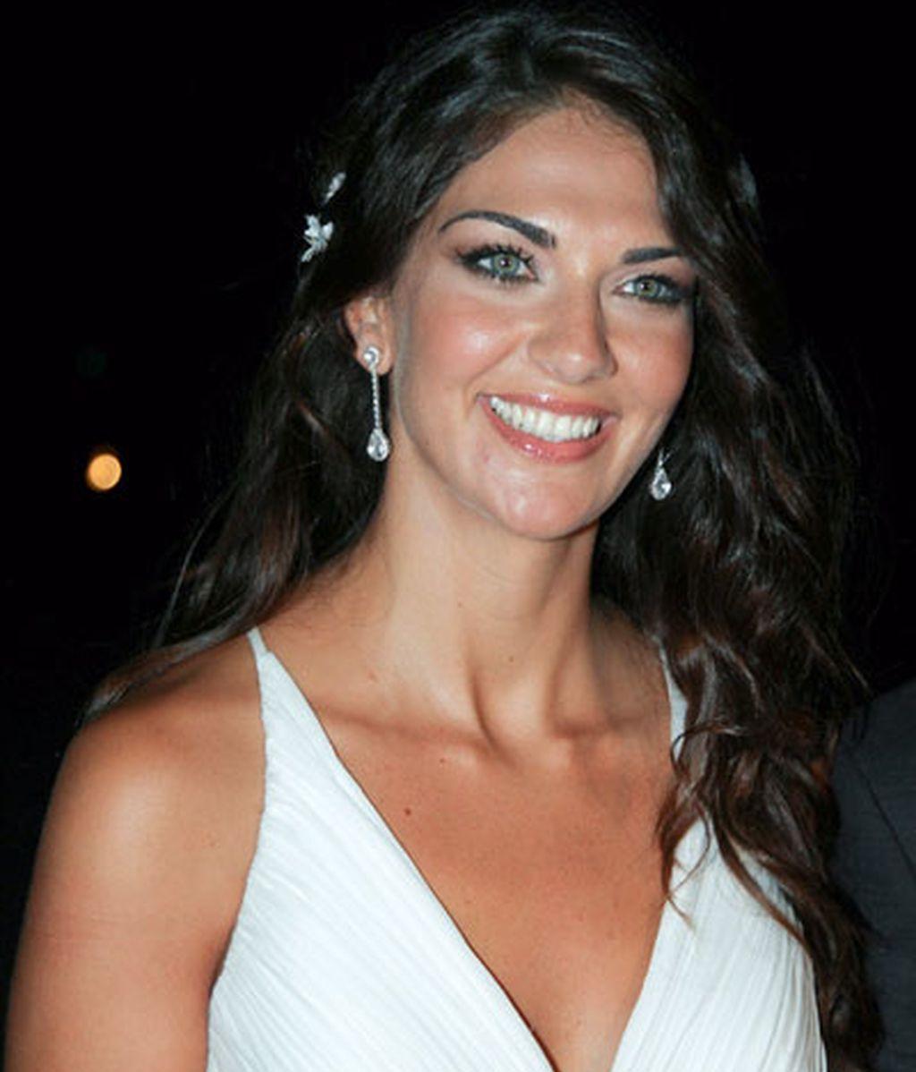 La ex Miss España, Lorena Bernal
