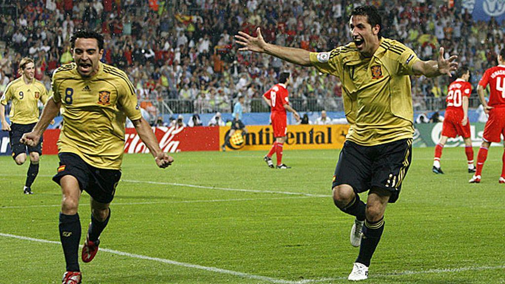 Lideró a la selección al gran triunfo en la Eurocopa de 2008
