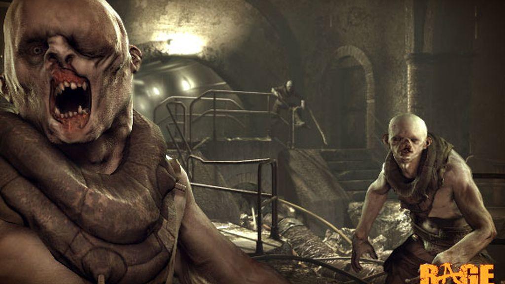 'Rage' es la nueva obra de id Software
